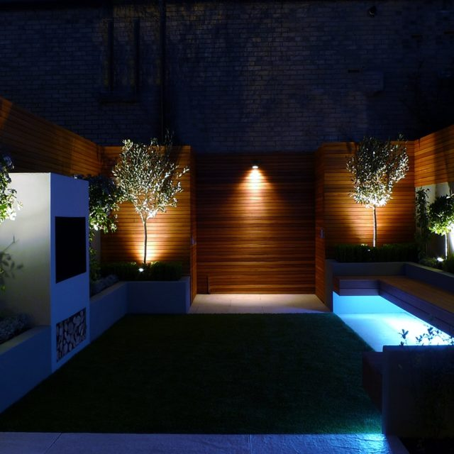 The Evolution of Outdoor Lighting