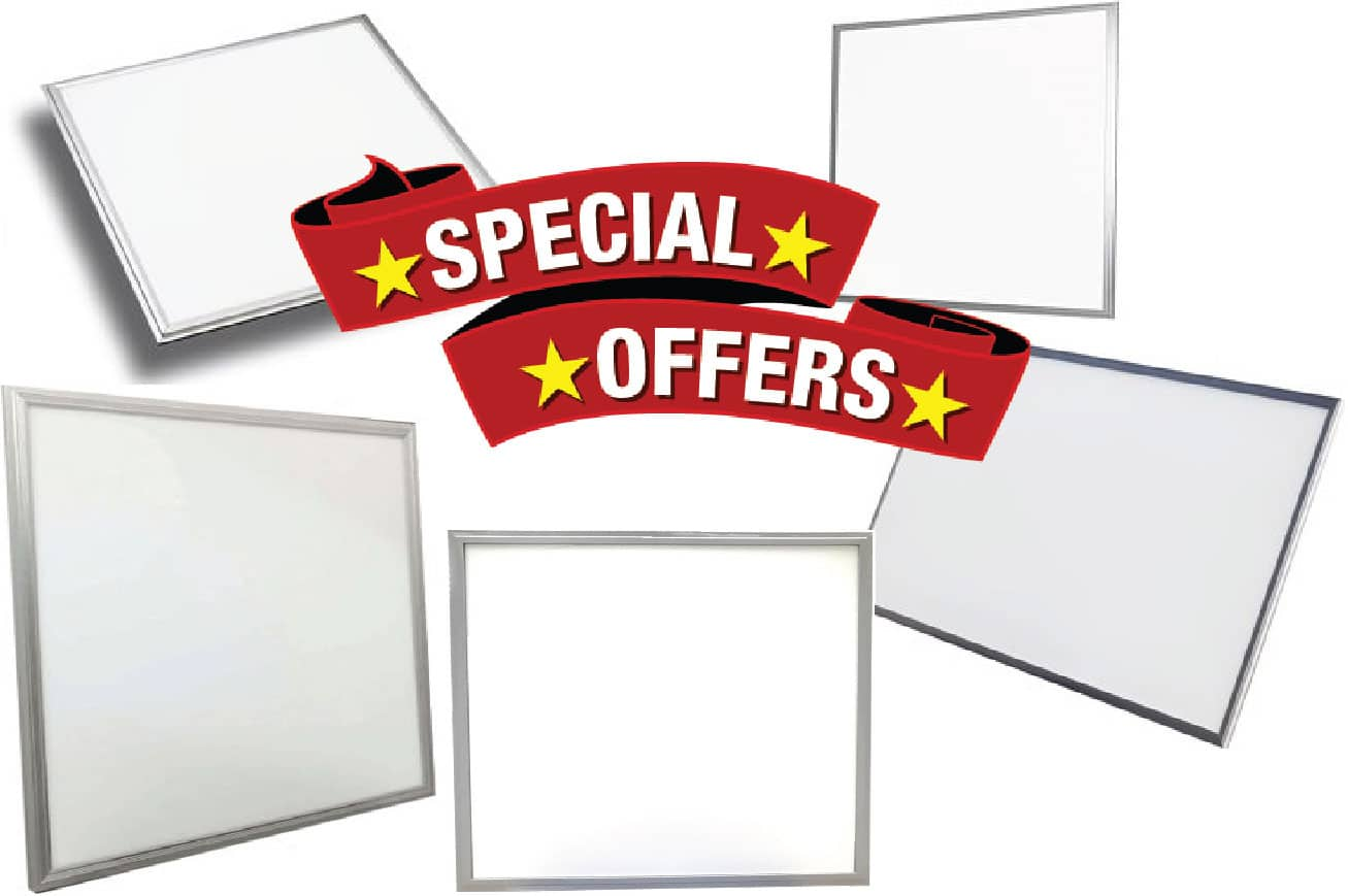 Offers on LED