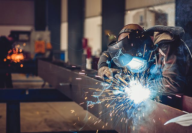 WHAT IS THE DIFFERENCE BETWEEN FABRICATION AND WELDING?